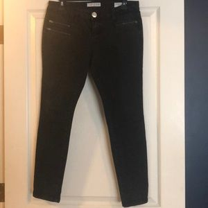 Guess Black skinny ankle